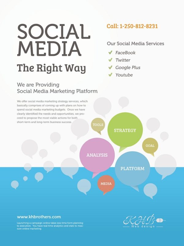 Social Media khb web design - Copy