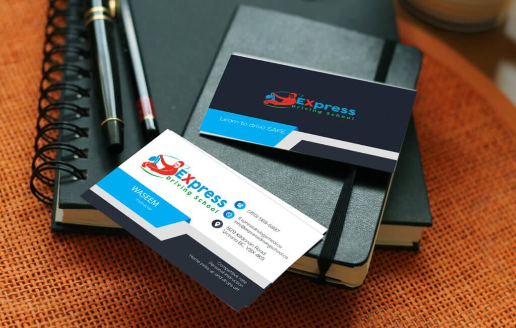 website design business cards - Pertamini.co