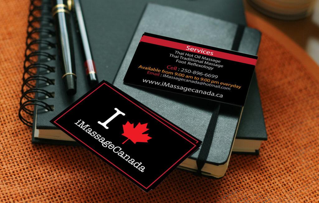 Business Cards Design Khb Web In Victoria Bc